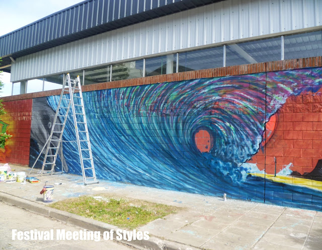 Meeting Of Styles, Barracas, Street Art Argentina, Elisa N, Blog de Viajes, Lifestyle, Travel, arte callejero