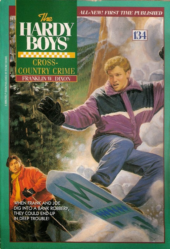 Cross-Country Crime cover