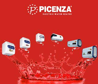 Sửa bình nóng lạnh Picenza tại nhà Hà Nội