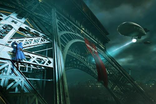 Assassin's Creed Unity hé lộ điểm bất thường trong dòng chảy thời gian