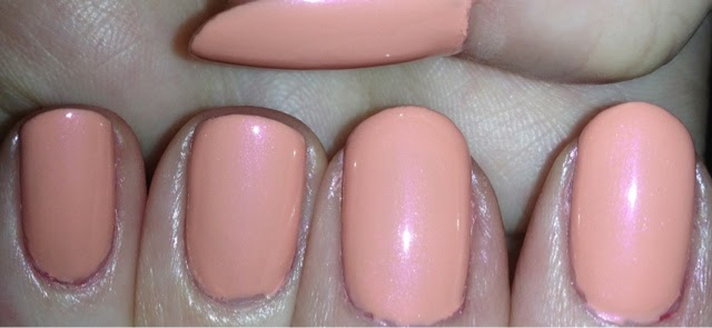 Topshop's Pink Is The Colour nail polish