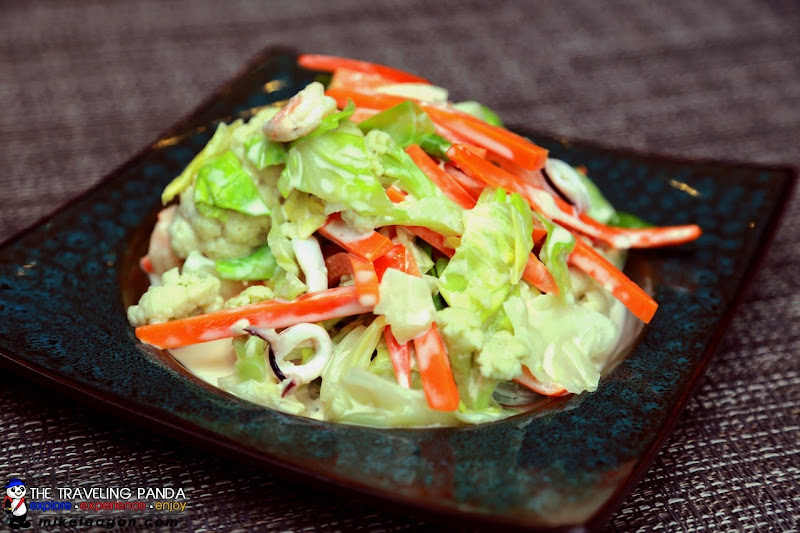 Chopsuey Salad