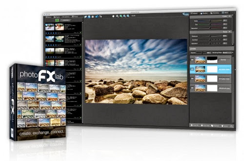 Topaz Labs photoFXlab 1.2.7 - Colecci�n de efectos gr�ficos