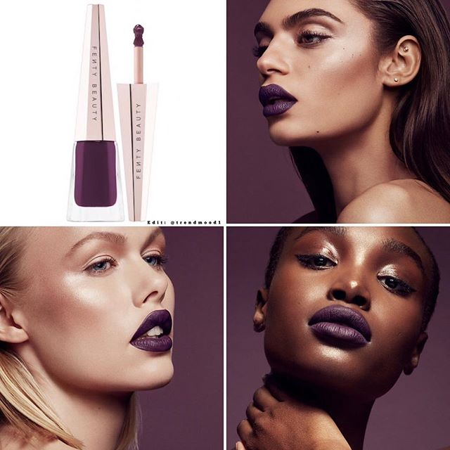 Stunna Lip Paint Longwear Fluid Lip Color Undefeated