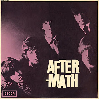 The Rolling Stones - Aftermath album cover