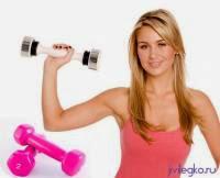 упражнения для укрепления мышц рук