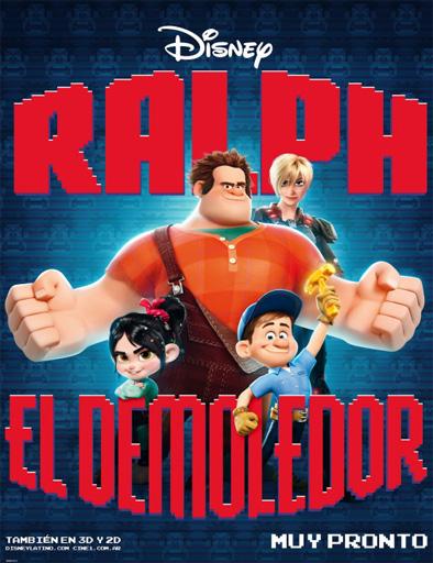 Poster de Ralph: El demoledor