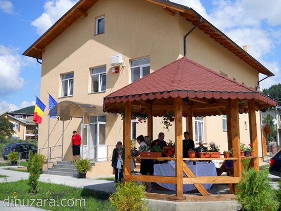 Centrul local APIA Câmpulung Moldovenesc a fost dotat cu foişor