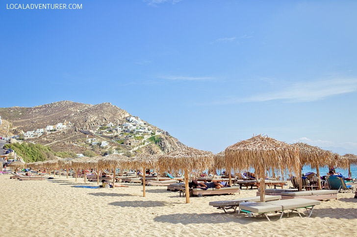 Best Beaches in Mykonos.