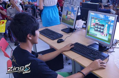 Zing Speed: Toàn cảnh vòng chung kết SSC 2011 6