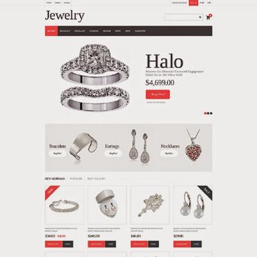 Jewelry PrestaShop #50618