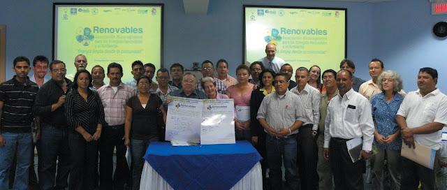Evento de Fundación de la Asociación Renovables - Junio 2012