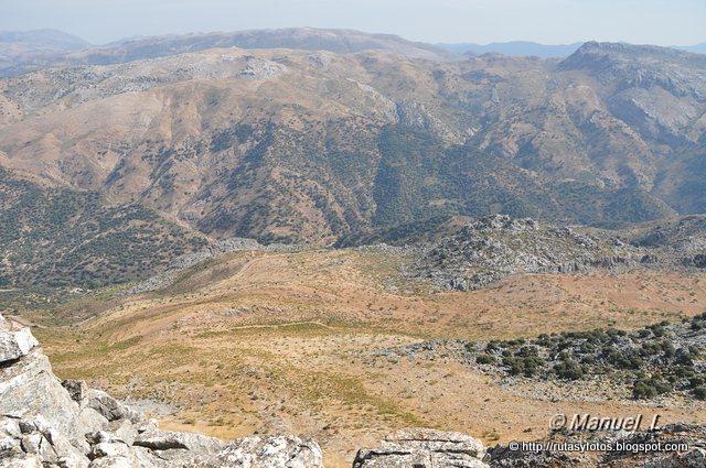 Subida al pico Ventana