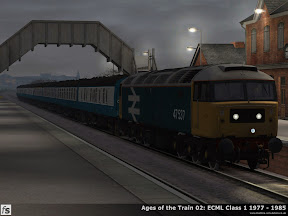 AoT-02: ECML Class 1 Passenger 1977 - 1985