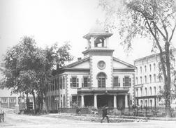 Market Hall c 1889