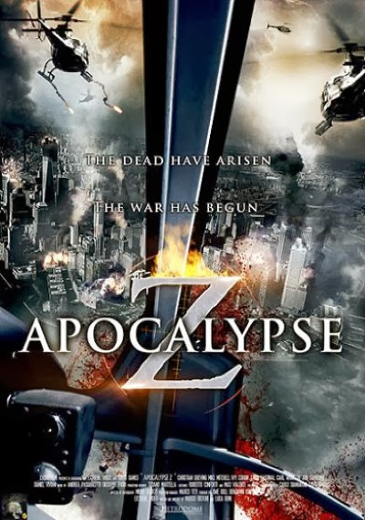 Poster Of English Movie Apocalypse Z (2013) Free Download Full New Hollywood Movie Watch Online At Alldownloads4u.Com