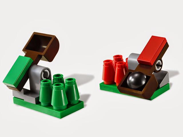 4737 レゴ クィディッチ対決(ハリー・ポッター)