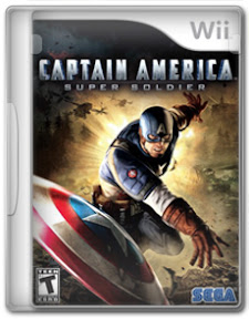 Captain%2BAmerica%2BSuper%2BSoldier%2BPAL%2BWII ABSTRAKT 2011 Captain America Super Soldier PAL WII Game 2011