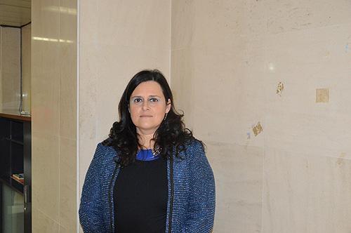 Patrícia Miranda, presidente da Comissão de Proteção de Crianças e Jovens das Caldas da Rainha