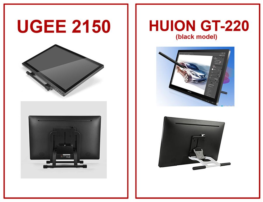 Review: Ugee UG-2150 Pen Display Monitor | Parka Blogs