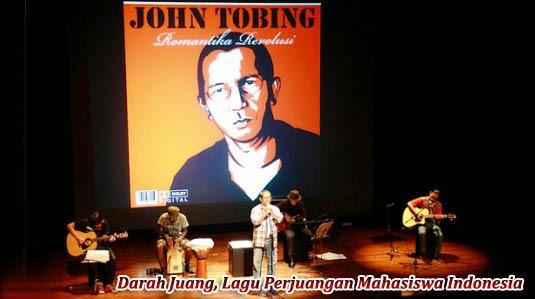 Darah Juang, Lagu Perjuangan Mahasiswa Indonesia