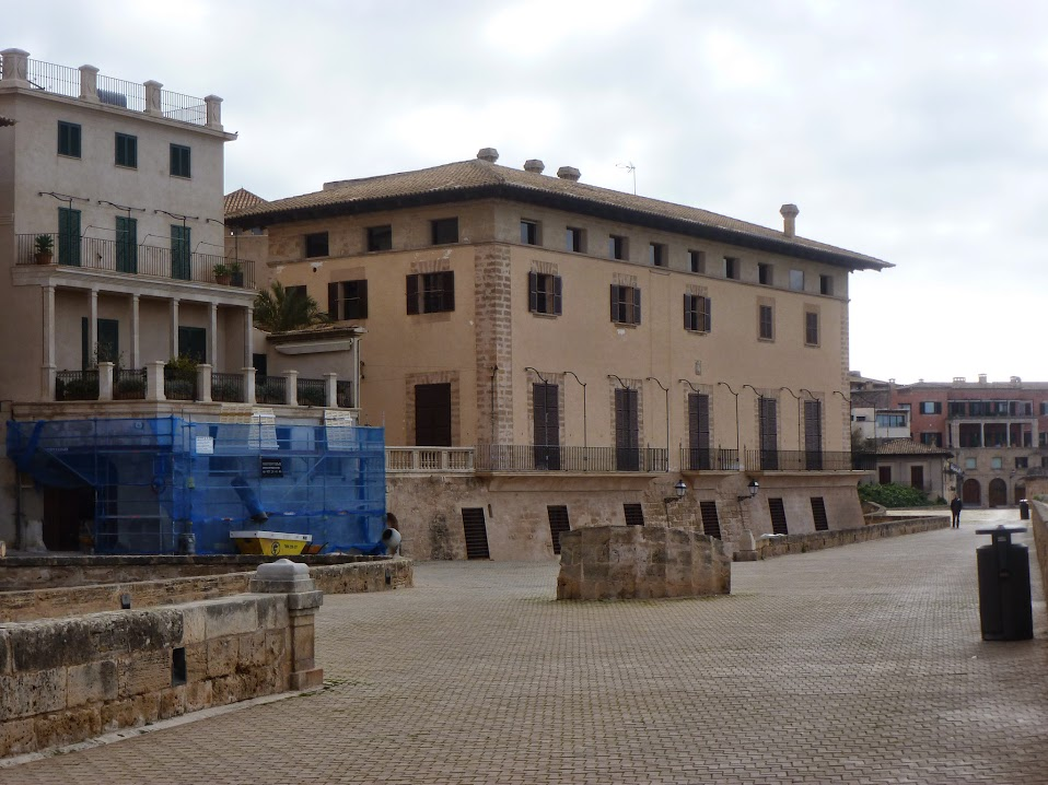 Cal Marqués de la Torre desde Dalt Murada