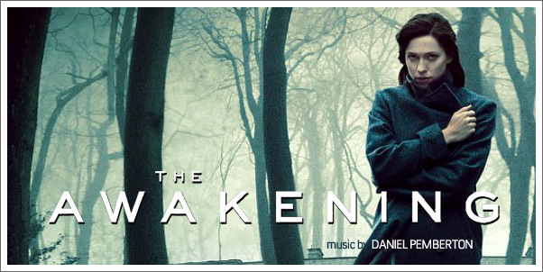 The Awakening (Soundtrack) by Daniel Pemberton - Review