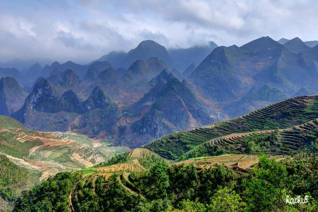 Núi đá Mèo Vạc, Hà Giang