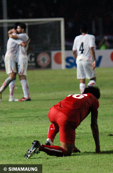 foto indonesia vs bahrain