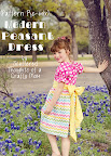 Modern peasant dress tutorial