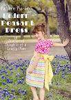 Modern peasant dress tutorial