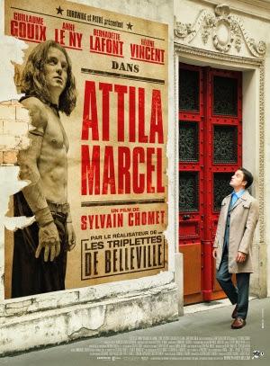 Filme Poster Attila Marcel DVDRip XviD & RMVB Legendado