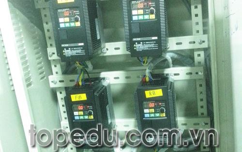 Thiết kế hệ thống tủ điều khiển