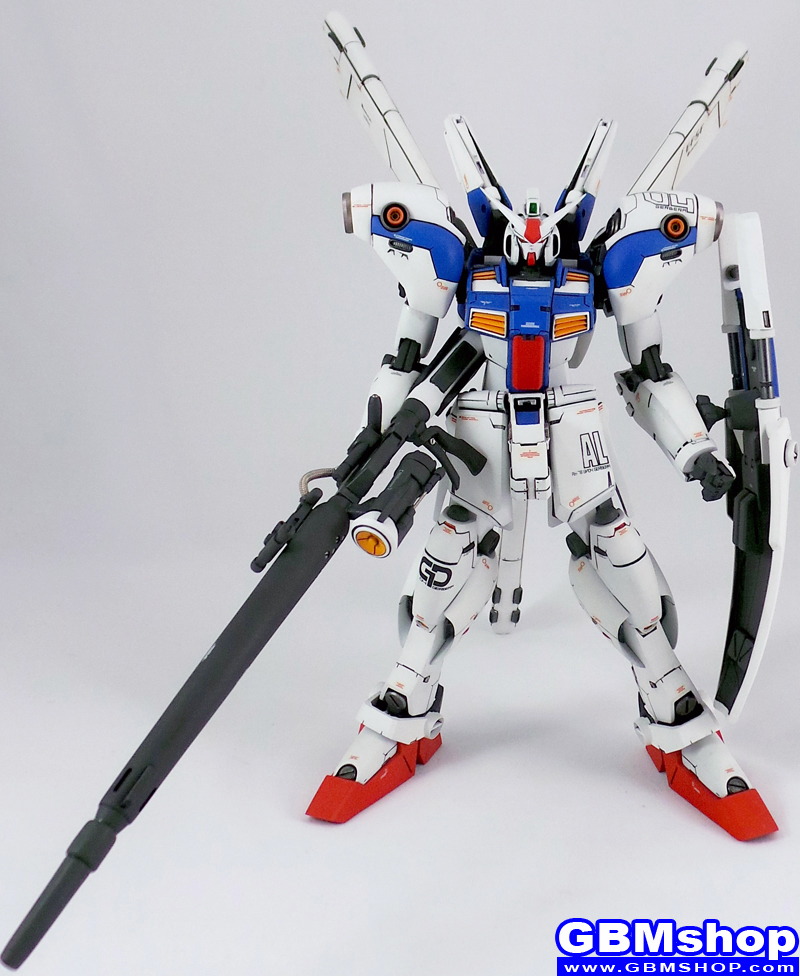 RX-78GP04G Gundam Gerbera Resin kit