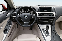 BMW 650i Coupe (2012) Interior 4