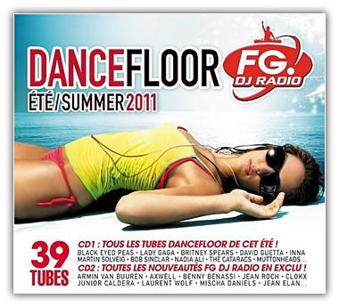 VA   Dancefloor FG DJ Radio Ete  Summer 2011 %25282011%2529 VA – Dancefloor FG DJ Radio Ete : Summer 2011 (2011)
