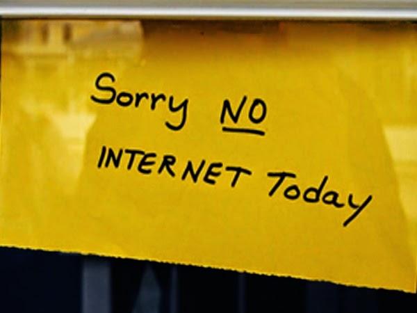 streamyx broadband offline