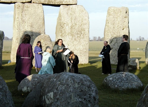 The Circle Of Stones Image