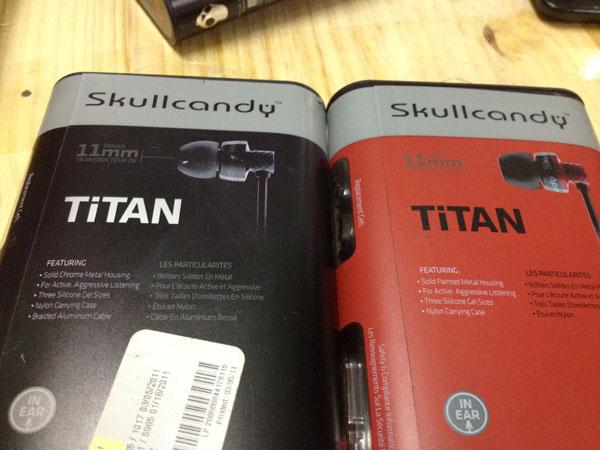 Lại giá sốc cho tai nghe hàng hiệu: Skullcandy 50/50, Titan, Jacket...