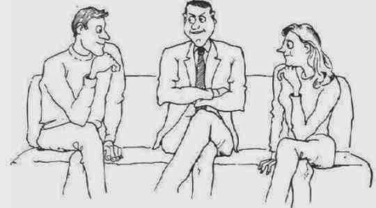 Cruce de piernas en mujeres