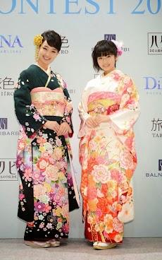 Gouriki Ayame & Koshiba Fuuka