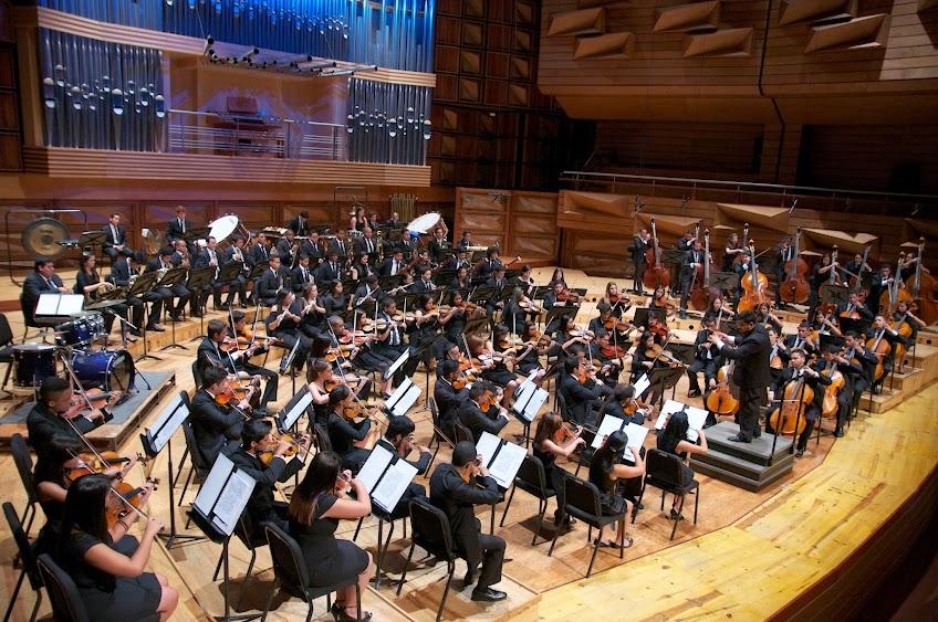 El Festival Europeo de Solistas cerró su cuarta edición con la Orquesta Sinfónica de Juventudes Francisco de Miranda, dirigida por Hernán Rodríguez