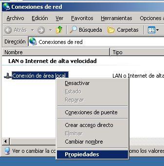Solución error IP ya existe y dispositivo oculto