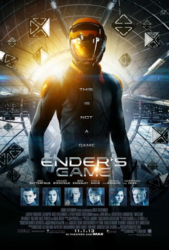 O Jogo do Exterminador [Ender's Game] HDTS 720p + Legenda [TORRENT]