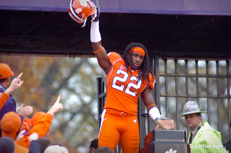Clemson vs. South Carolina - Hill Photos - 2008, Chris Clemons, Football, South Carolina
