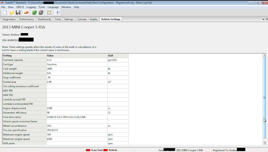 Drivetrain Dash Command data log graphs - Page 7 - North