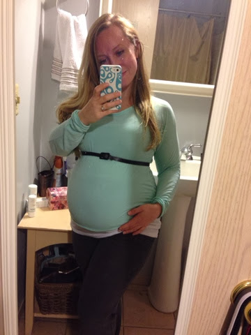 Week: 28! Officially at my 3rd Trimester and 12 weeks from meeting our