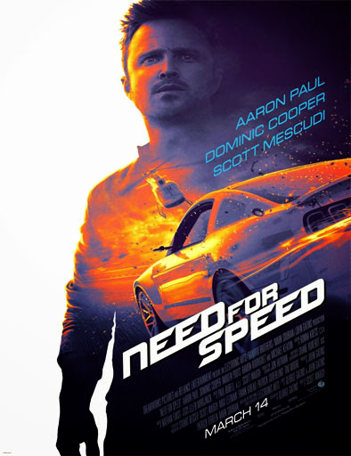 Poster de Need for Speed