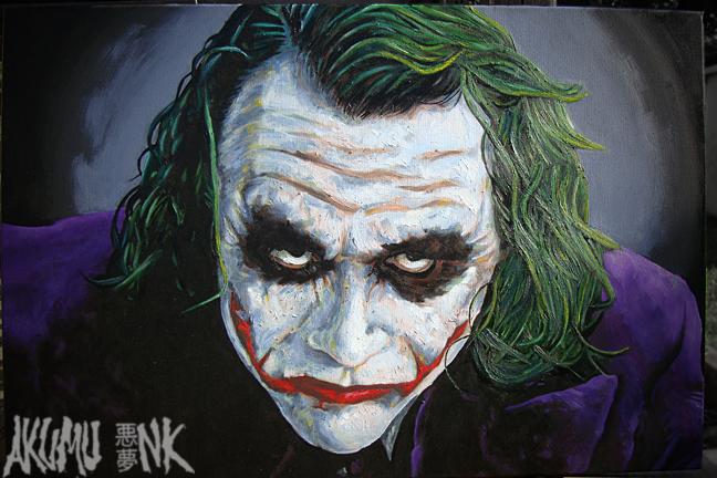 Joker Painting - The SuperHeroHype Forums