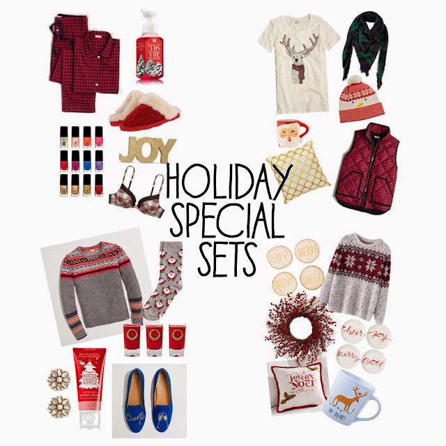 Fashion, Sets, holiday sets, Christmas, Christmas sets, holidays,